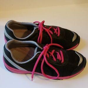 Vionic Alliance Mesh Walking Shoes Size 7.5 wide